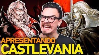 A HISTÓRIA DE: CASTLEVANIA