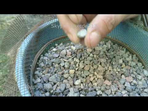 Подробный анализ речных камней.