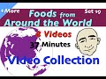Foods from Around the World + More - Video Collection | 19 | English For Communication - ESL