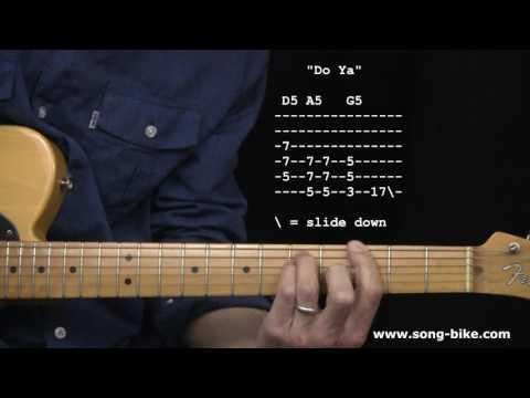 Do Ya Ukulele chords by Electric Light Orchestra - Worship Chords