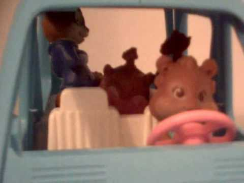 Chipettes live 'Road Trip' BLOOPERS