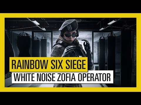 Tom Clancy's Rainbow Six Siege - Operation White Noise Zofia Operator