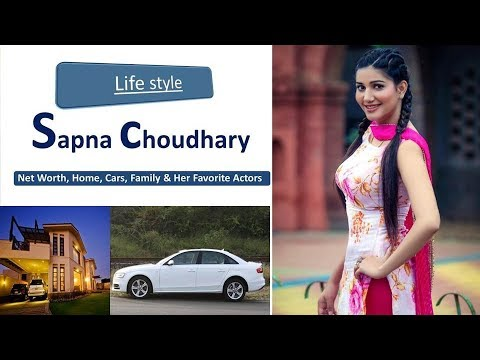 Sapna choudhary Net Worth, Home, Cars, Family, Favorite Actors & Her