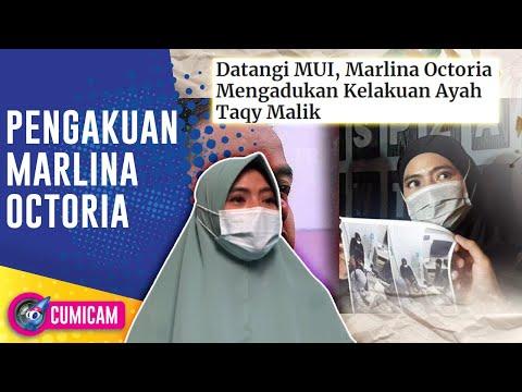 Gugat Ayah Taqy Malik Usai 2 Bulan Menikah, Marlina Octoria Beri Pengakuan Mengejutkan - Cumicumi