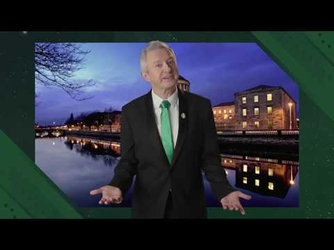 Paddy Power and Louis Walsh urge EU to avenge Brexit at Eurovision