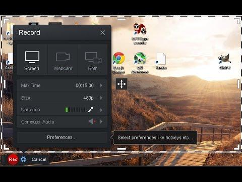Screencast-O-Matic 2.0: Лучшая программа для записи видео с экнара