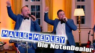 Die NotenDealer - Malle-Medley (live)