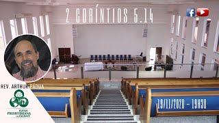 Reflexão: 2 Coríntios 5.14 - IPT