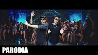 Yandel - Como Antes ft. Wisin (PARODIA)