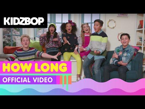 KIDZ BOP Kids – How Long (Official Music Video) [KIDZ BOP 37]