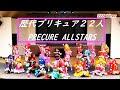 【プリキュアオールスターズ♪】歴代プリキュア22人大集合★ひらパー☆テレビアニメ変…