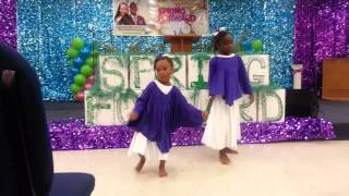 "JeKalyn Carr ""Greater Is Coming"" My Girls Ta"