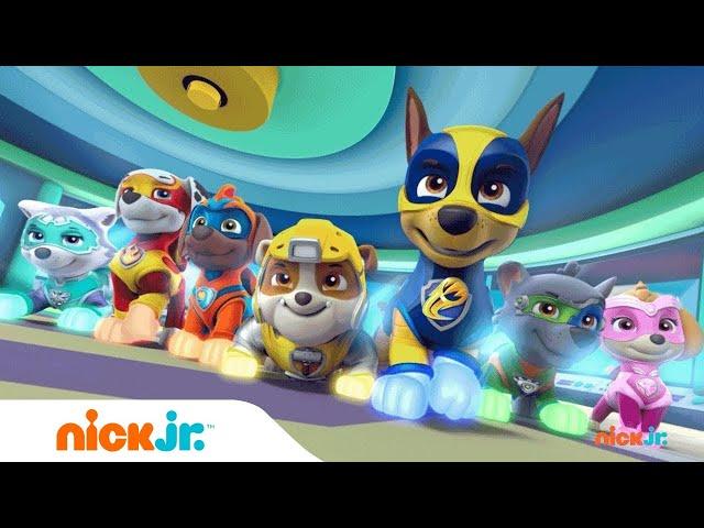 PAW Patrol: Mega Pups 🐾  | Sneak Peek | Nick Jr. Nederlands