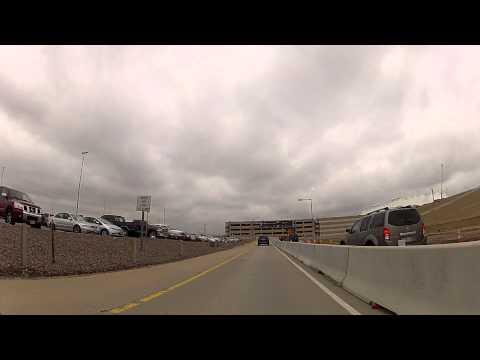 Denver International Airport Economy Parking GoPro