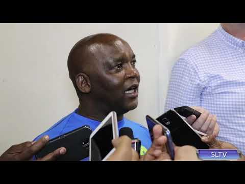 Pitso: We Are Sitting Nice There On The Log