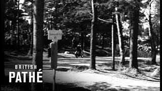 Britain Wins Motorcycle Race (1951)