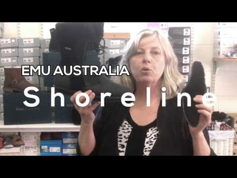 EMU Australia Waterproof Shoreline Sheepskin Boot Review NZ