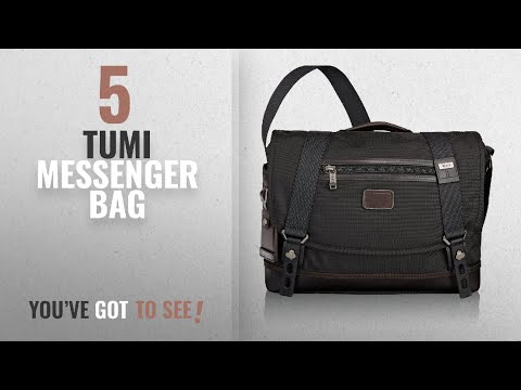 db98d23d92 Top 10 Tumi Messenger Bag  2018   Tumi Alpha Bravo Foster Messenger