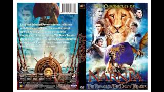Narnia Voyage of the Dawn Treader Fan Art DVD Covers Found on internet Please watch!