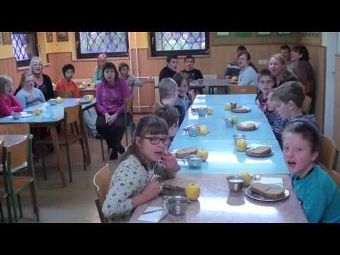 Pesem ansambla Lojzeta Slaka - Čebelar - OŠ Ane Gale Sevnica