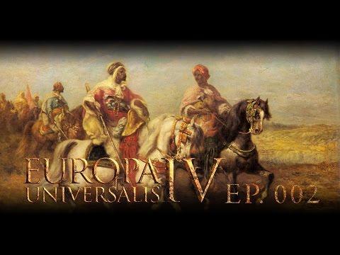 Europa Universalis Iv Ep 002 Loosing A Friend
