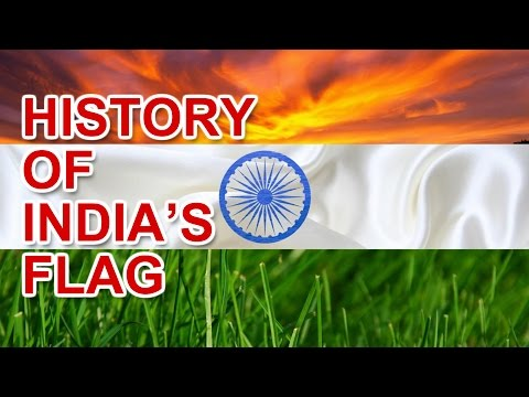 History  Of India's Flag -   Feel Proud To Be  An INDIAN - Happy 68th Republic Day