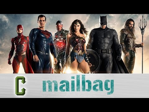 Would the DC Cinematic Universe Exist Without Marvel? - Collider Mail Bag