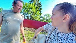 ВЛОГ Поругались с мамой / Папа потерял телефон! 12 июня 2020 г.