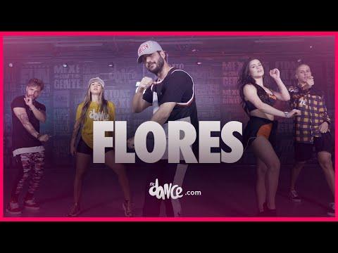 Flores - Luísa Sonza Vitão  FitDance TV Coreografia   FiqueEmCasa e Dance Comigo