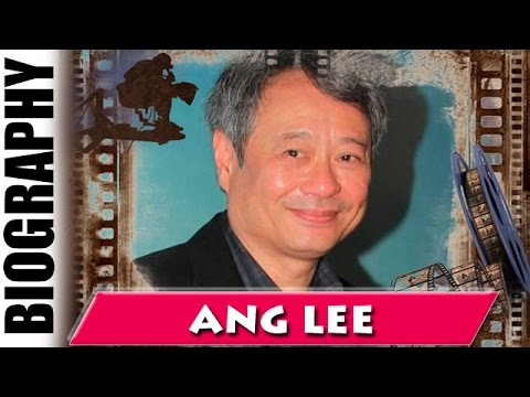 Oscar Winning Director Ang Lee - Biography and Life Story