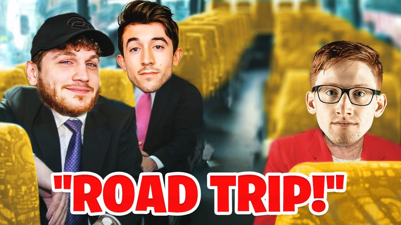 we went on a road trip with Scump   Summercast 012