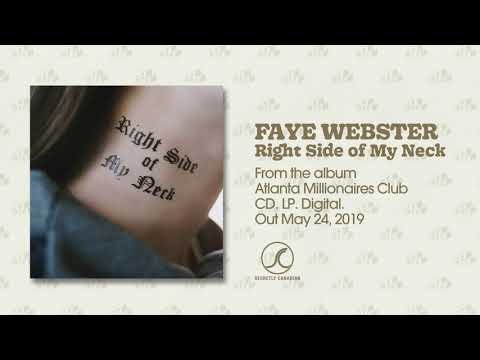 Faye Webster - Right Side of My Neck (Official Audio) Mp3