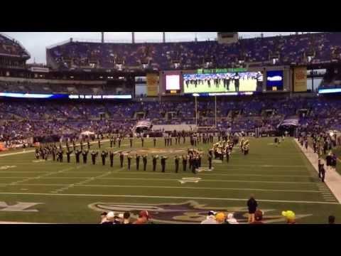 Baltimore Ravens Marching band 2014 season