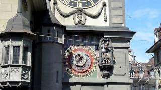 スイス ベルンの時計塔2