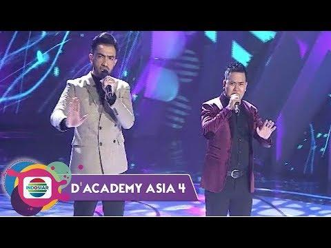 MERINDING!! DA Asia 4 Dibuka Dengan Suara Emas Reza DA dan Ical DA