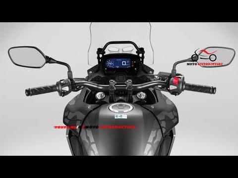 New 2019 Honda CB500X Debut at EICMA 2018   2019 Honda CB500F First Look