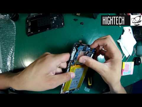 How to replace touch/glass ZTE Zmax Pro Z981/Como reemplazar tacto ZTE Zmax Z981