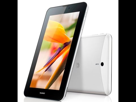 Huawei MediaPad 7 Vogue Hard Reset and Forgot Password Recovery, Factory Reset