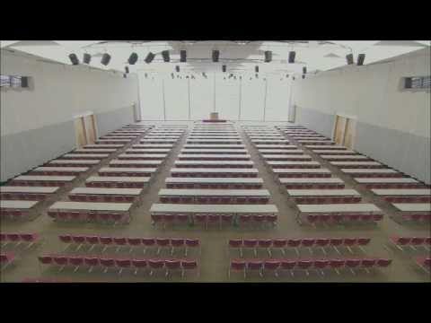 The Various Conference Rooms - Osaka International Convention Center