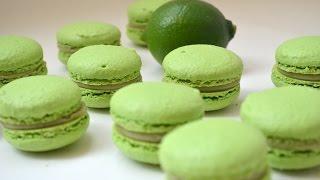 生繹生活// 檸檬口味造型馬卡龍 (三眼外星人造型 Macaron)