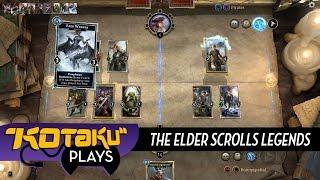 Kotaku Plays The Elder Scrolls Legends