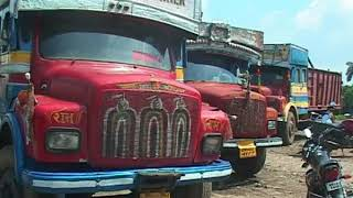 All India Truckers Strike at Rourkela 3