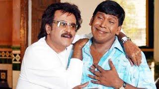 Superstar Rajnikanth and Vadivelu Nonstop Super hit comedy scenes | Tamil Matinee 2018