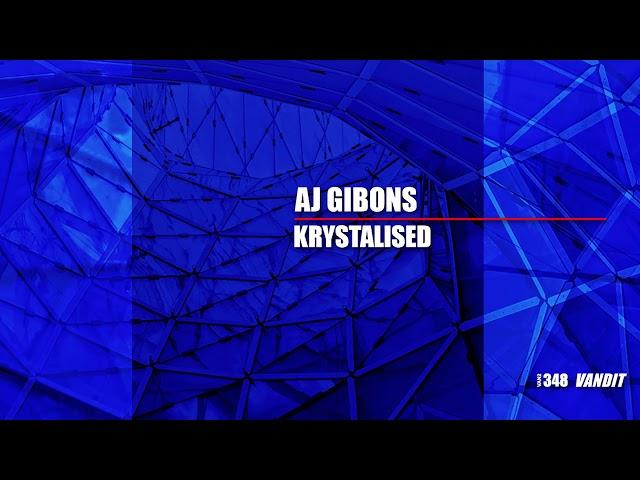 AJ Gibson - Krystalised (VAN2348)