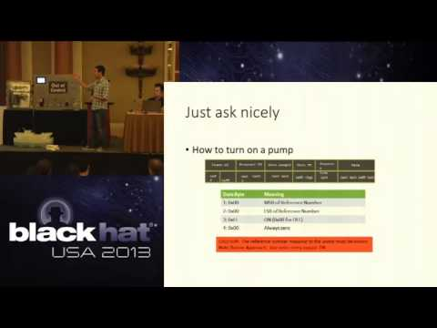 BlackHat 2013 - Out of Control: Demonstrating SCADA Exploitation