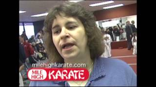 Mile High Karate - Lesson 2 Video