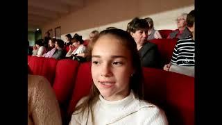 Отзывы ребят театра танца Розовый слон о концерте Национального шоу России Кострома