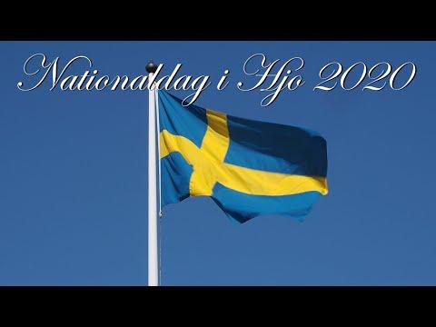 Nationaldag, Hjo 2020