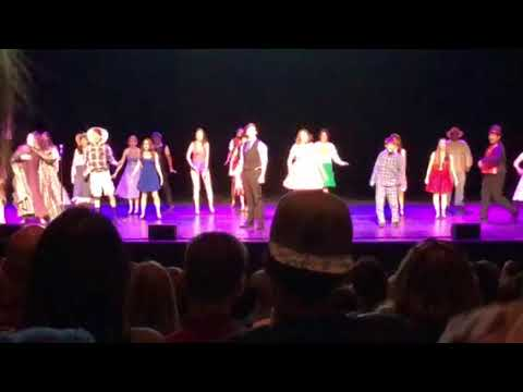 Asu Gammage High School Musical Awards-Riley Schor Best Lead Male Finalist