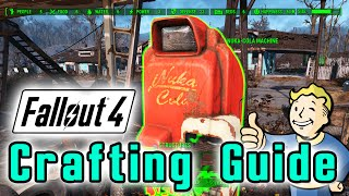 Fallout 4 - BUILDING & CRAFTING GUIDE (How To/Tutorial)